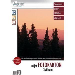 PAPIER PHOTO 120 feuilles papier photo double face mat A4 - 250