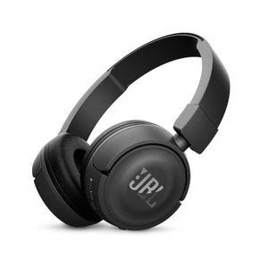 CASQUE - ÉCOUTEURS Casque sans fil Bluetooth JBL T450BT Casque supra-