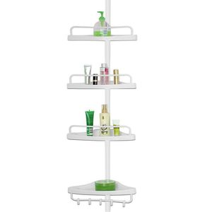 etagere douche telescopique achat vente etagere douche. Black Bedroom Furniture Sets. Home Design Ideas