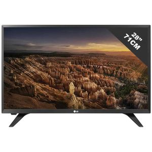 Téléviseur LED TV LED de 26 à 32 pouces LG - 28 TK 420 VPZ • Télé