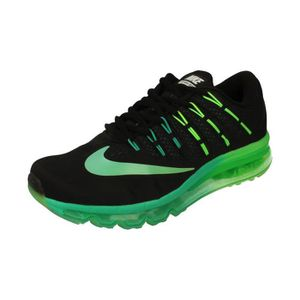 CHAUSSURES DE RUNNING Nike Air Max 2016 Hommes Running Trainers 806771 S