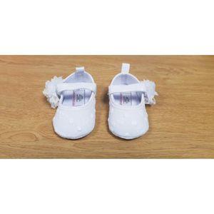 Bébé bambin filles Noël Rouge Bleu Marine Flocon de neige Chaussons Chaussures Taille 0-6,6-12m