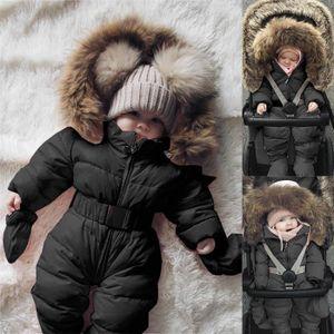 MANTEAU - CABAN Hiver infantile bébé garçon fille barboteuse veste