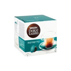 CAFÉ NESCAFE Dolce Gusto Espresso Ristretto - 16 Capsul