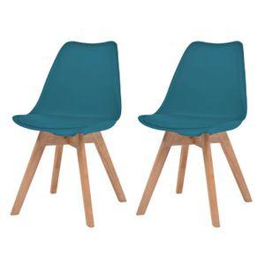 CHAISE Lot de chaises de salle à manger48 x 53 x 83 cm c