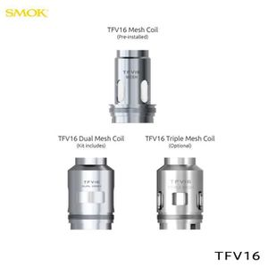 1 boite de 3 Résistances SMOKtech TFV16 MESH