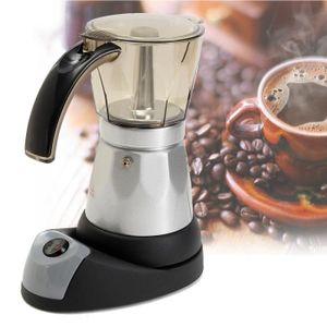 MACHINE À CAFÉ TOPTW 480W Machine à Espresso Cafetière italienne