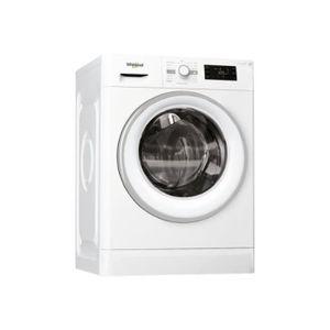 LAVE-LINGE Whirlpool FWDG 86148 WS FR Machine à laver séchant