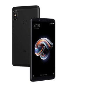 SMARTPHONE Xiaomi Redmi Note 5 64Go noir(Dual camera) smartph