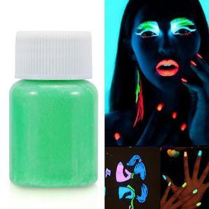 PEINTURE AQUARELLE Halloween Peinture fluorescente de corps pigment l