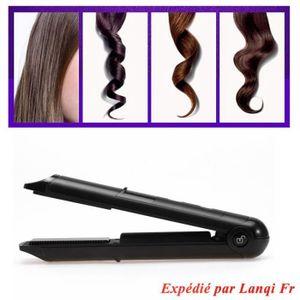 FER A LISSER Lisseur à cheveux professionnel en céramique Style