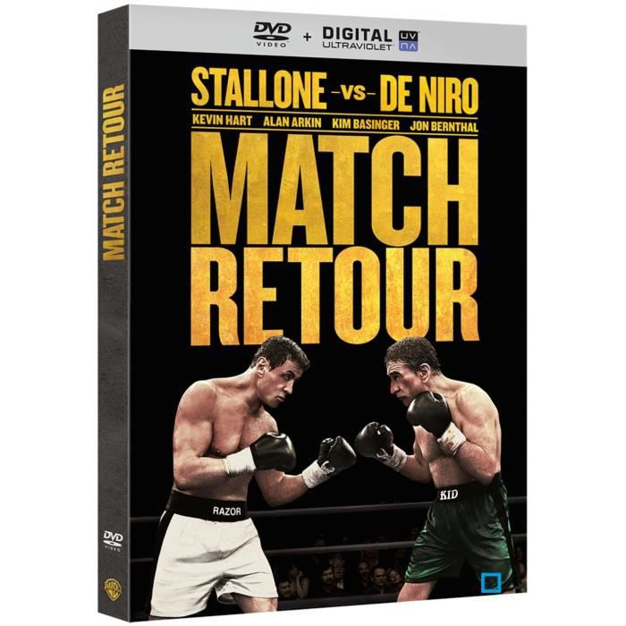 DVD FILM DVD Match retour