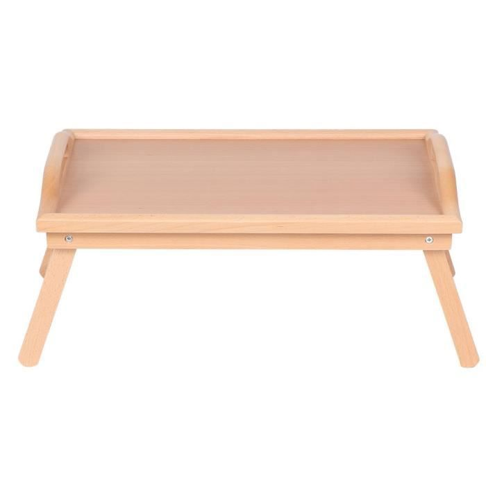 SIB Table Basse À Thé En Bois D'extérieur Multifonction Ménage Petit Côté Table