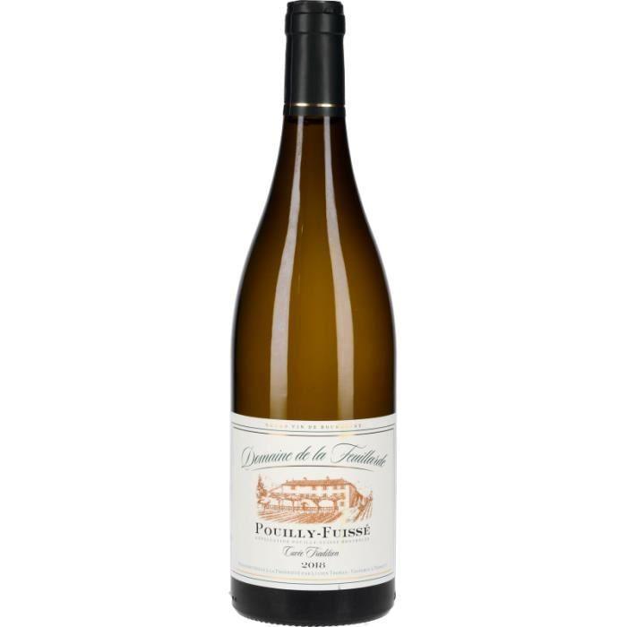 Vin Blanc - Pouilly-Fuissé 2018 - Bouteille 75cl