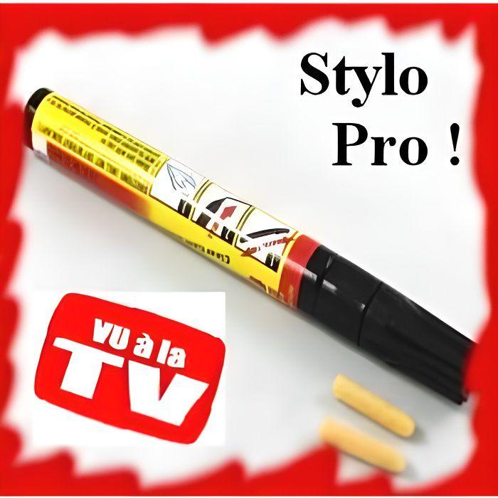 2 stylo pro efface Rayures de votre carrosserie