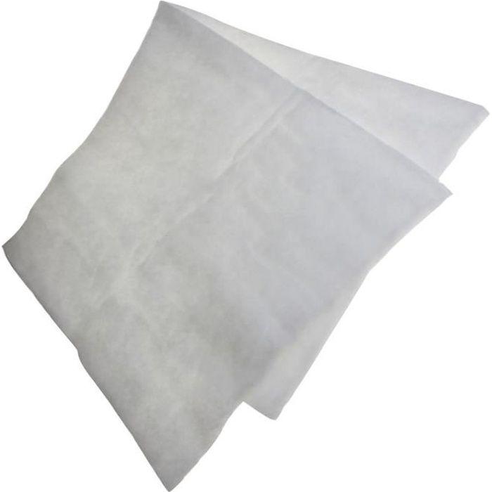 Filtre métal anti graisse - Hotte - BRANDT, ROSIERES, DE DIETRICH, THERMOR (24671)