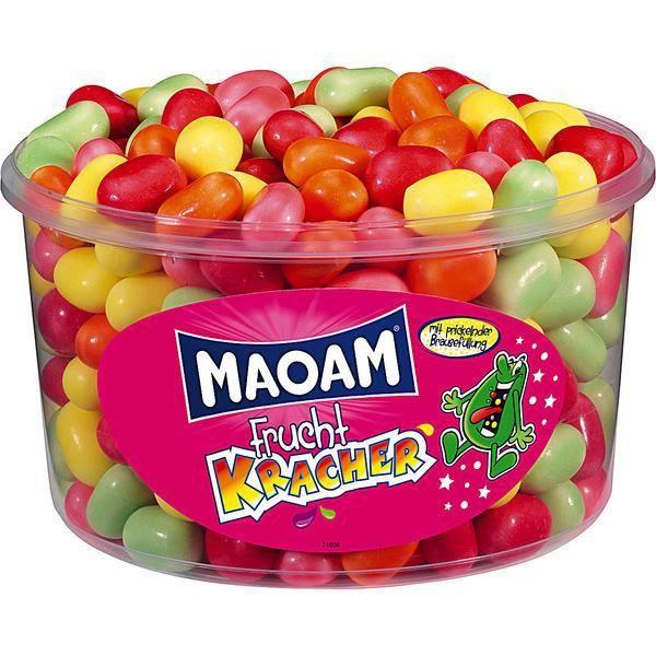 Haribo Maoam Kracher Fruit 265 Pieces