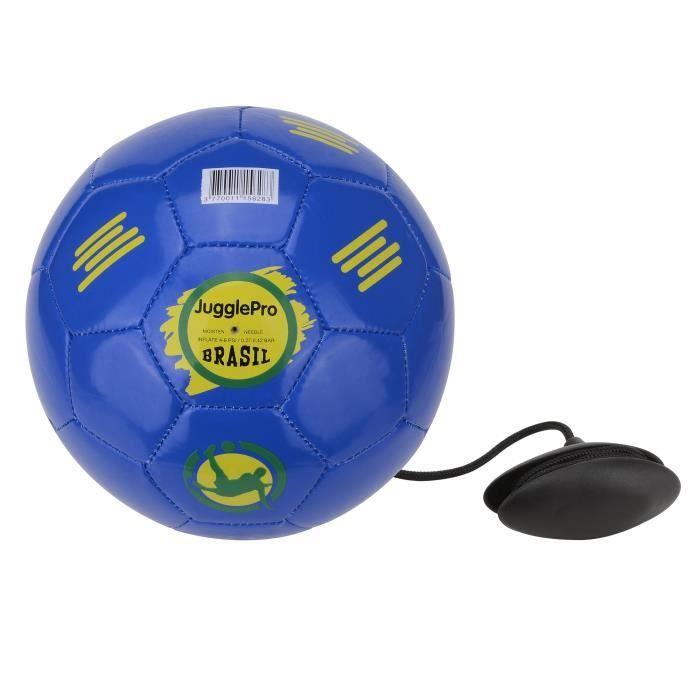 Football entraînement Ballon de football avec corde et poignée BRASIL