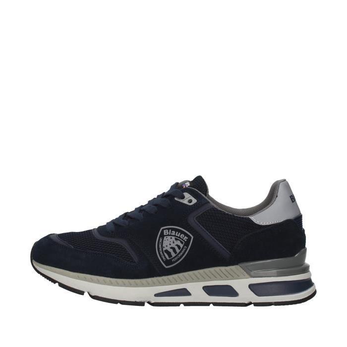 Blauer F0HILO01/SME chaussures de tennis faible homme BLEU MARIN