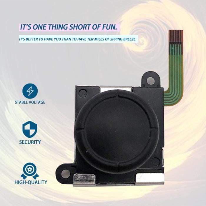 Joyaux de remplacement 3D Joystick analogique pour joystick Sony PlayStation PS VITA 2000 Contrôleurs analogiques de remplacement