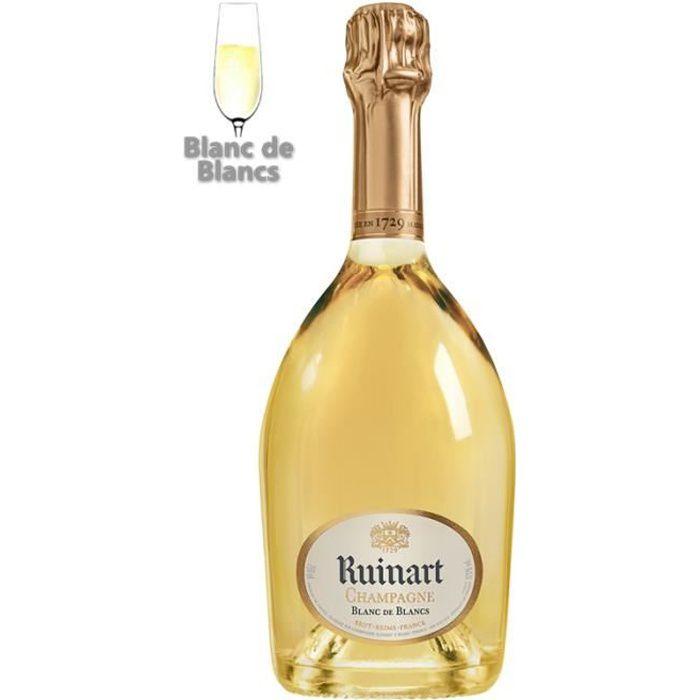 Ruinart Blanc de Blancs Champagne Non Vintage 75 cl