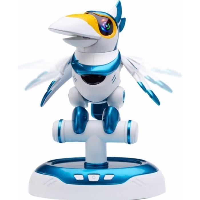 SPLASHTOYS Robot Teksta Toucan à Reconnaissance Vocale