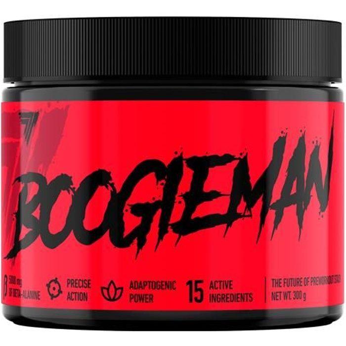 Boogieman Trec Nutrition Candy 300 G - Booster, Pre Workout, Pre Entraînement - Energie, Congestion, Concentration
