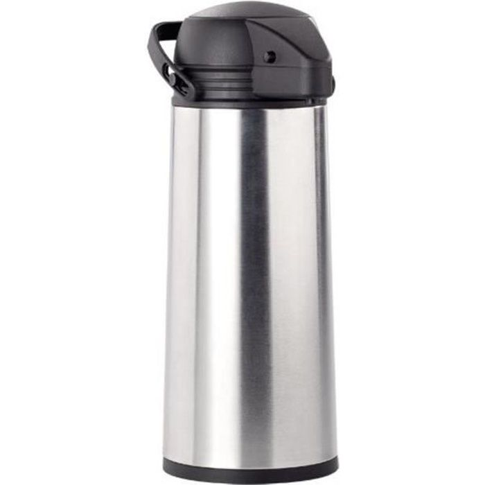 1 L Isolierkanne Thermo Thermos Théière Cafetière Théière Thermokanne Vert