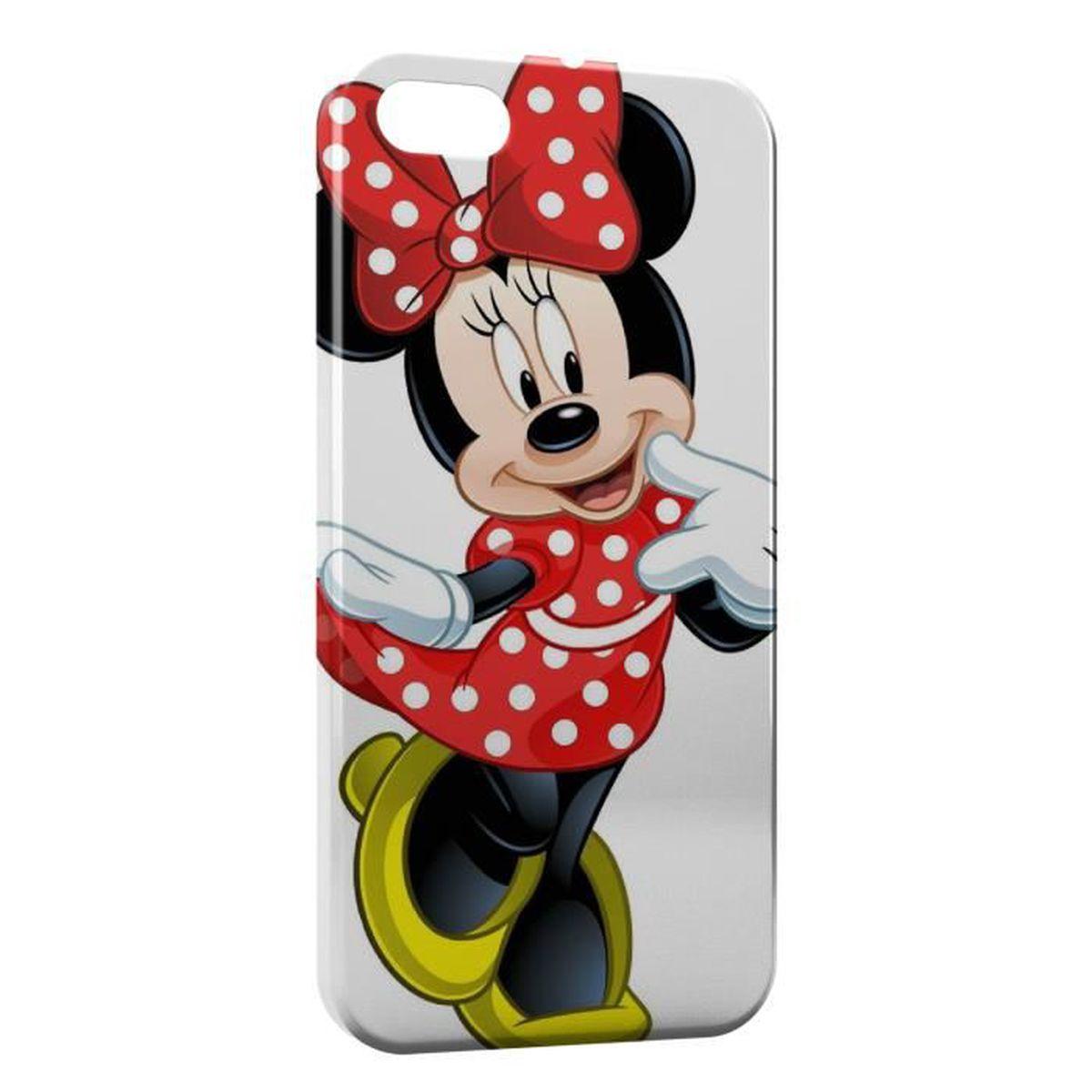 coque iphone 5 5s minnie mickey 4