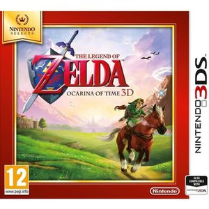 JEU 3DS The Legend of Zelda Ocarina of Time Select Jeu 3DS