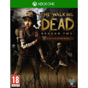 JEU XBOX ONE The Walking Dead Saison 2 Jeu XBOX One