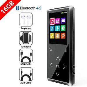 LECTEUR MP3 SUNNZO Lecteur de Musique Numérique MP3 Bluetooth