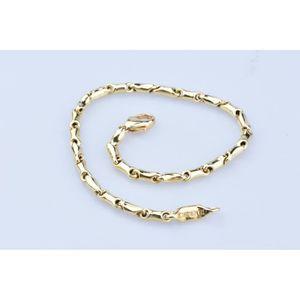 BRACELET - GOURMETTE Bracelet CHIMENTO en Or Jaune 18 ct (750/1000)