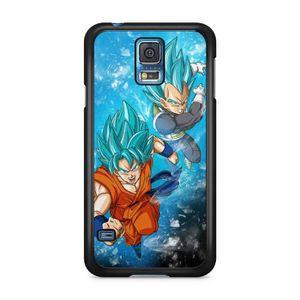 Coque Samsung Galaxy S5 SangokuSplit Dragon Ball Super