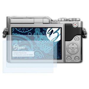 FILM PROTECTION PHOTO Bruni Protecteur d'écran compatible avec Panasonic