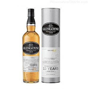 WHISKY BOURBON SCOTCH Whisky Glengoyne 12 ans