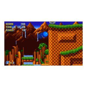 JEU PS4 Sonic Mania Plus PlayStation 4