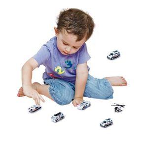 CAMION ENFANT 1:64 Ambulance médicale en alliage jouet vehicule