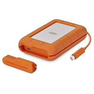DISQUE DUR EXTERNE LaCie Rugged Thunderbolt USB-C 2To, disque dur ext
