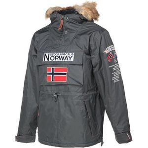 BLOUSON DE SKI GEOGRAPHICAL NORWAY Parka Barman 068 - Homme - Gri