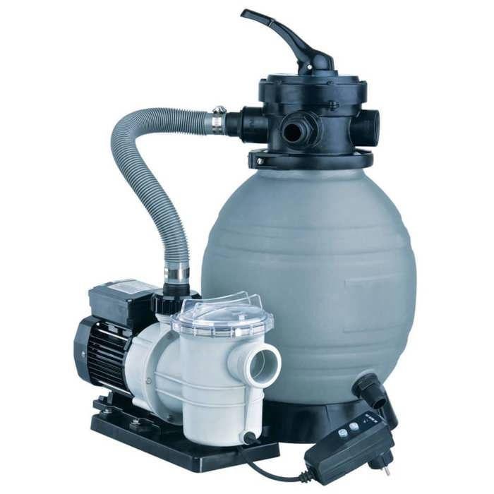 UBBINK Kit de Filtration à sable pour piscine Poolfilterset 300
