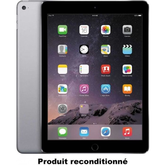 Tablette tactile APPLE - IPAD AIR 2 64 GO WIFI