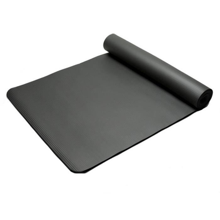 Tapis de yoga classique Yoga Mat Pro TPE Eco Friendly Antiderapant Fitness Tapis d'exercice @aihi1045