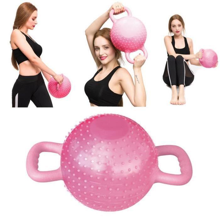 Haltère binaurale de Kettlebell de poids réglable rempli d'eau pour la forme physique, exercice LZX90923737_769