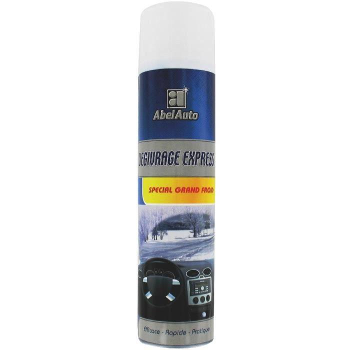 Dégivrant vitres Abel - Aérosol 400 ml