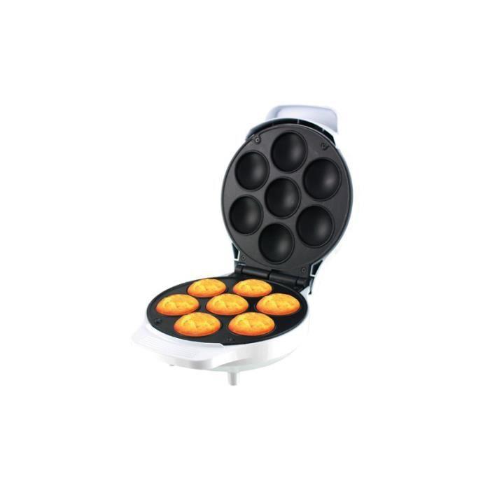 Machine à muffins avec recette
