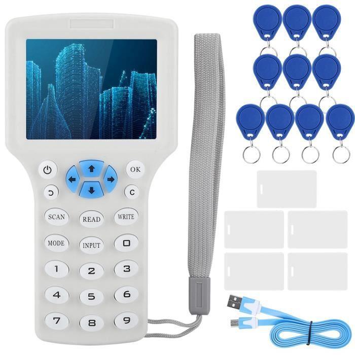 Kit multi de lecteur de machine de copie de contrôle d'accès de carte d'identification de l'identification RFID RFID