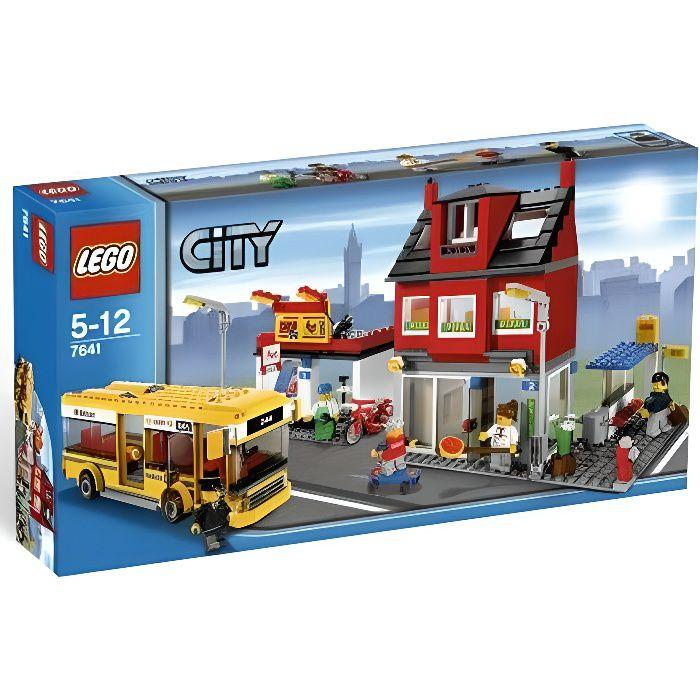 Lego City La Ville