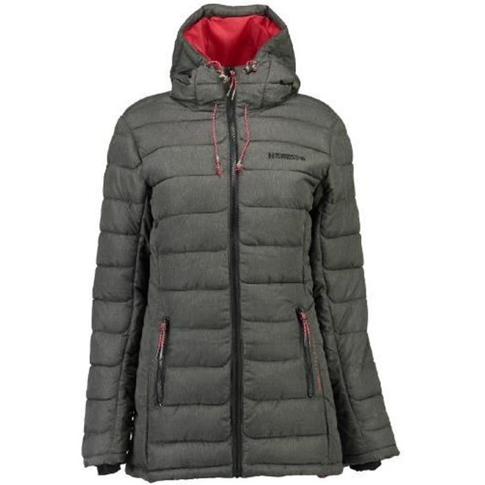 Doudoune Femme Geographical Norway Astana 068 Gris