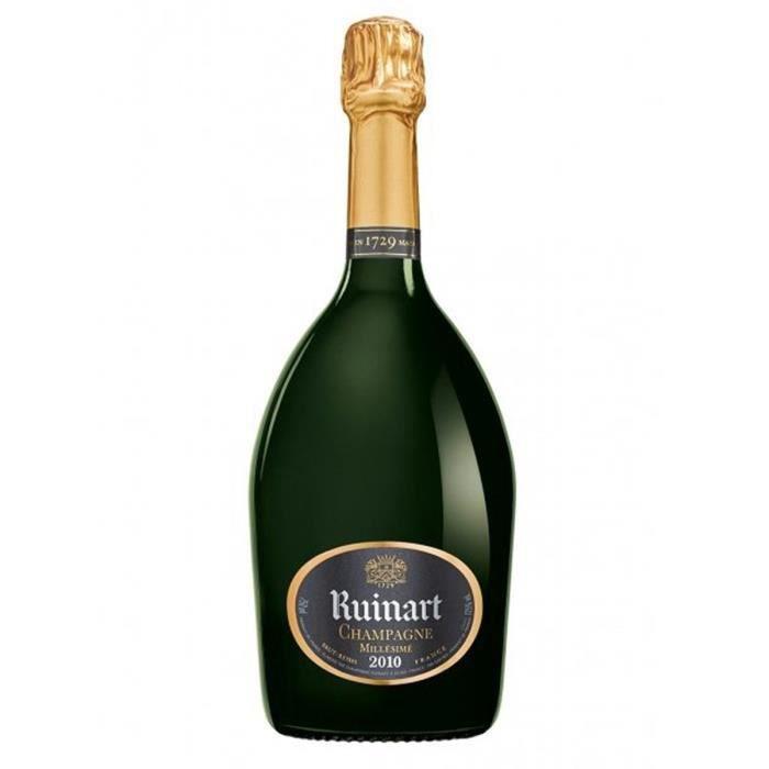 Champagne Ruinart millésimé 2010 - 75 cl